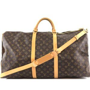Louis Vuitton Keepall Bandouliere 60 with Strap